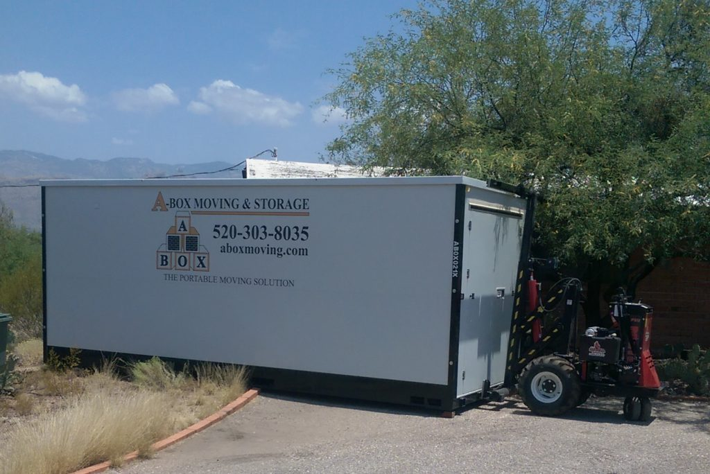 tucson moving company - A Box Movers & Storage - HOME MOVING
